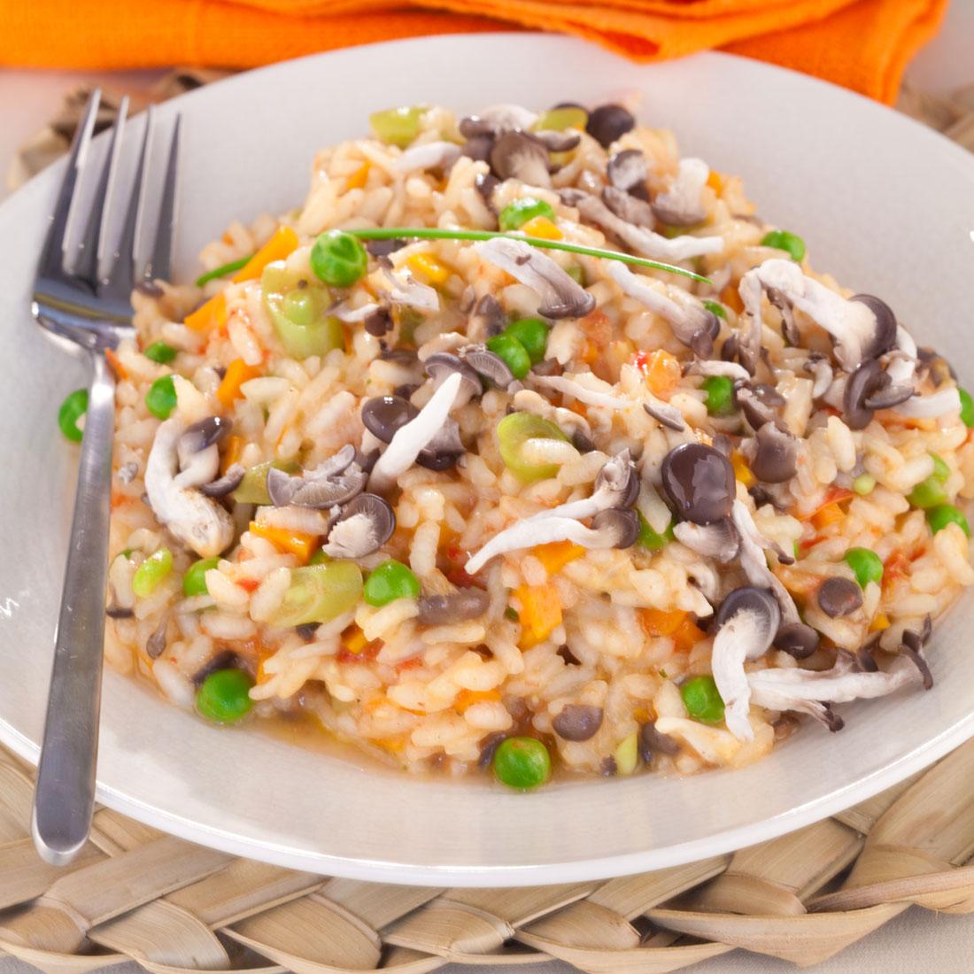 risoto-vegetariano-shimeji